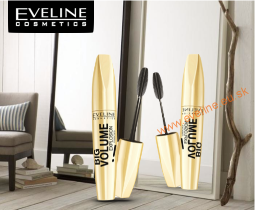 EVELINE maskara BIG VOLUME OH! MY LASH