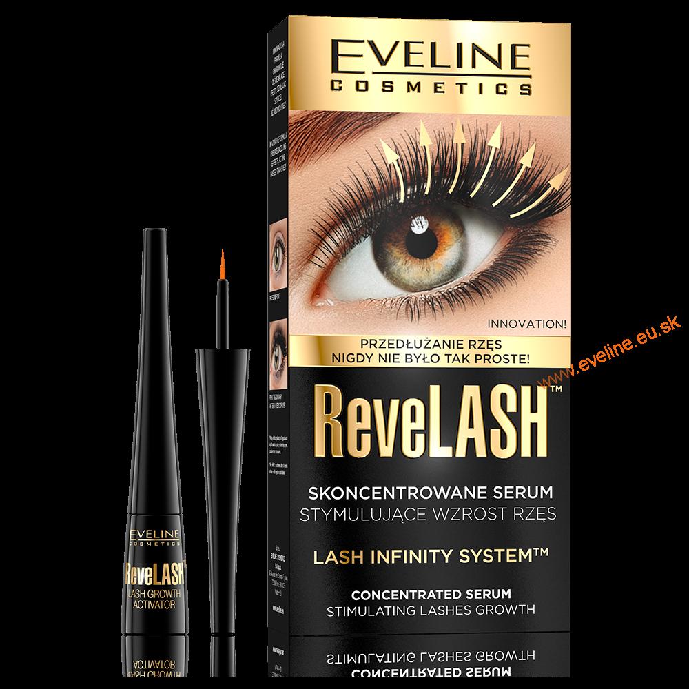 35316d26ae2 EVELINE ReveLASH koncentrované sérum stimulujúce rast mihalníc ...