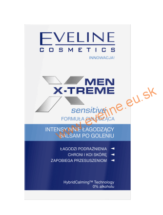EVELINE MEN X-TREME balzám po holení