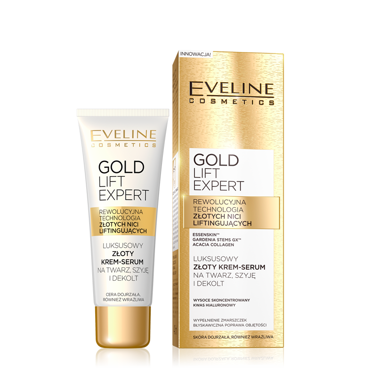EVELINE Gold Lift Expert sérum