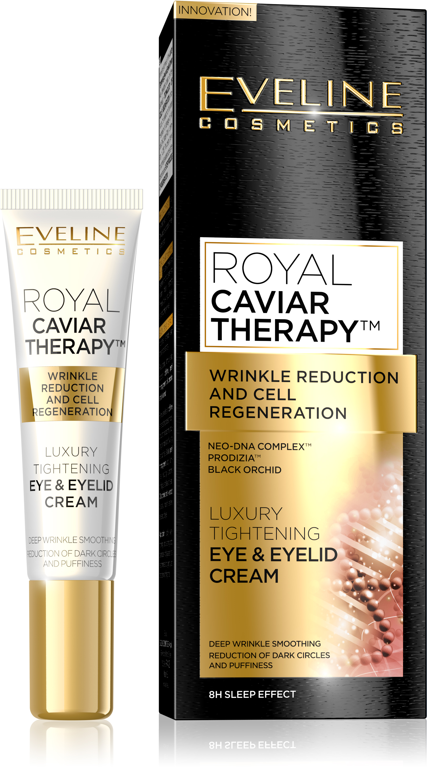 EVELINE Royal Caviar Therapy - očný krém