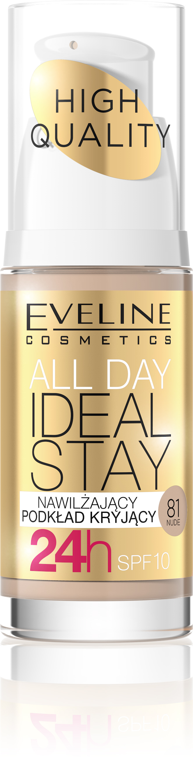EVELINE krycí make-up all day IDEAL STAY 24h  81