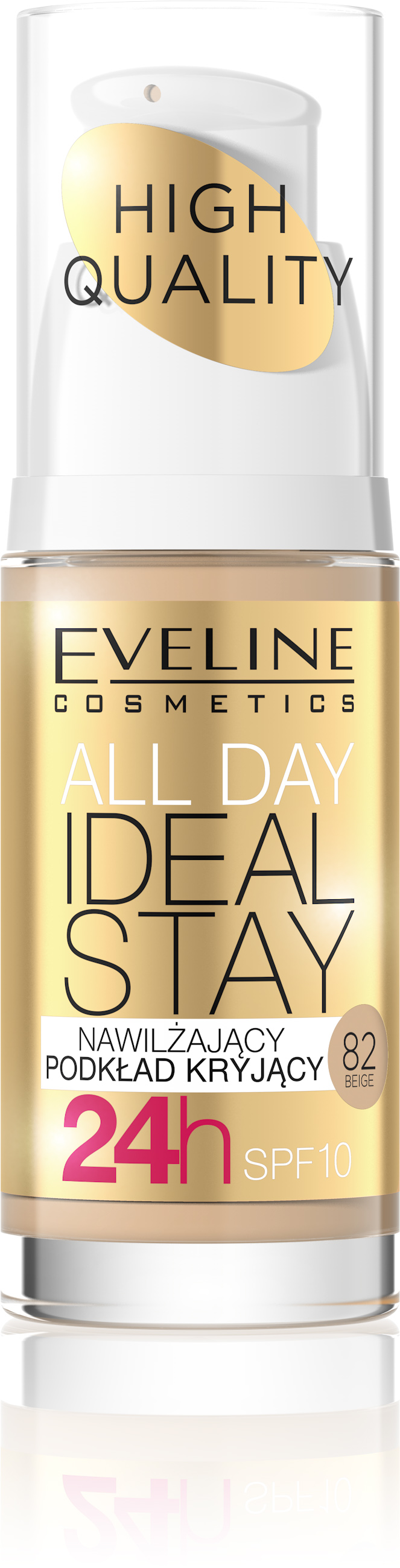 EVELINE krycí make-up all day IDEAL STAY 24h  82