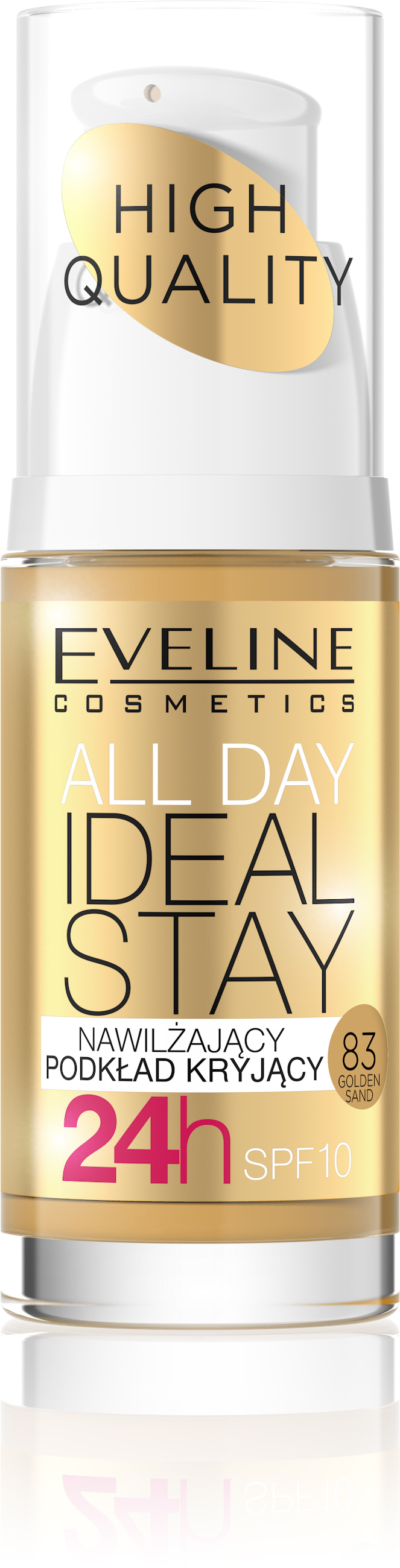 EVELINE krycí make-up all day IDEAL STAY 24h  83