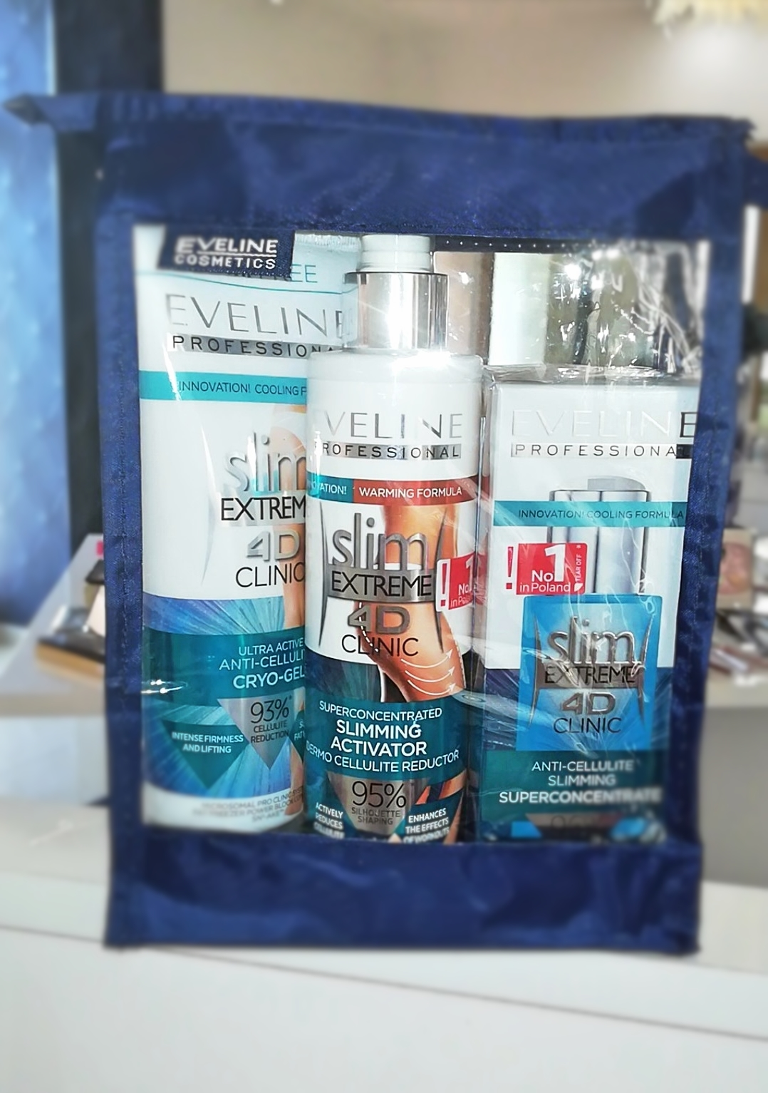EVELINE slim EXTREME 4D CLINIC SET